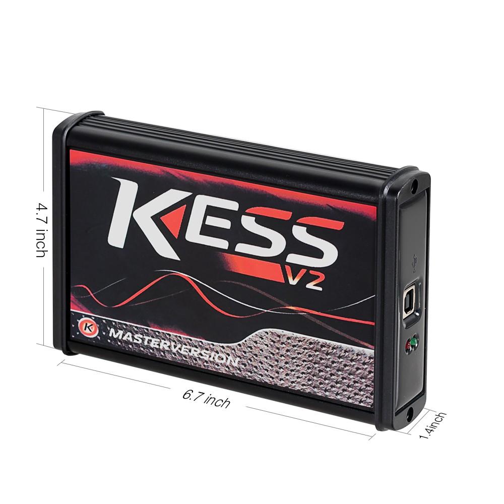 2019 KESS V2 V2 47 OBD2 Manager Tuning Kit No Token Limit Kess V2