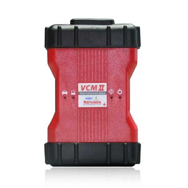 2019 New Arrival Professional Diagnostic Tool For Ford VCM II IDS  Multi-Language+Carton Box+3 CD Software+Free Shipping
