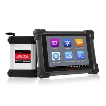 Original Autel MaxiSYS Pro MS908P Car Diagnostic System with WiFi / Bluetooth Support J-2534 Online Programming