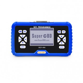 100% Original SuperOBD v4.5 SKP-900 Key Programmer SKP 900 Key Programmer V4.5 for Almost All Cars SKP900 Free Update