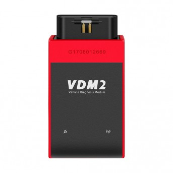 UCANDAS VDM2 VDM II Full system V3.9 Wifi OBD2 Auto Diagnostic Tool VDMII for Android VDM 2 OBDII Code Scanner