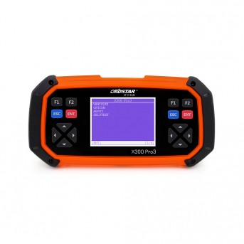 OBDSTAR X300 PRO3 Key Master OBDII X300 Key Programmer Odometer Correction Tool EEPROM/PIC English Version Update Online