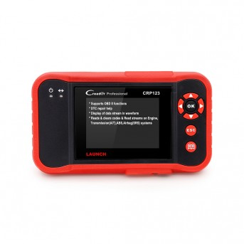 Launch CReader CRP123  Auto Code Reader Code Scanner Support for Multi Brand Car Diagnostic Tool