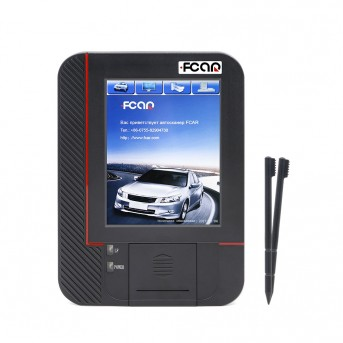 Original Fcar F3-R diesel scanner Russian Optimized version full set car diagnostics tools F3R 1 year free update online