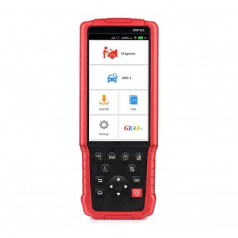 LAUNCH X431 CRP423 OBD2 Code Reader Scanner support Engine/ABS/Airbag/AT OBD 2 CRP 423 Auto diagnostic tool free update CRP123