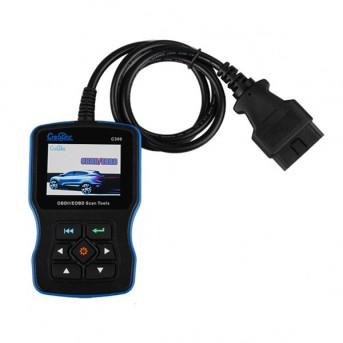 Creator C300 OBDII/EOBD Scan Tool Hand-held Scanner Free Update Online