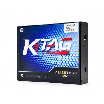 V2.13 KTAG K-TAG ECU Programming Tool Master Version Hardware V6.070 k tag Unlimited tokens free shipping