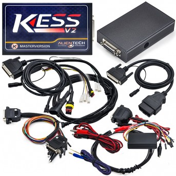 KESS V2 V2.23 OBD2 Tuning Kit NoToken Limit Kess V2 Master FW V4.036 Master Version