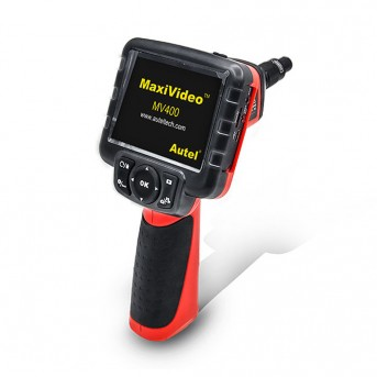 "Autel MaxiVideo MV400 Digital Videoscope with 3.5"" Screen and 5.5mm Head"