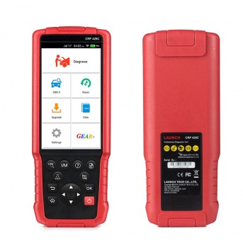 LAUNCH X431 CRP429C Auto Diagnostic tool for Engine/ABS/SRS/AT+11Service CRP 429C OBD2 code reader PK CRP129