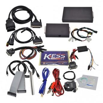 Super scanner Top selling KESS V2 OBD2 Manager Tuning Kit V2.10 multi-language ecu chip tuning tool free shipping