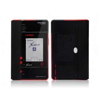 Original Launch X431 IV Auto Scanner X431 Master Global Version Update Online
