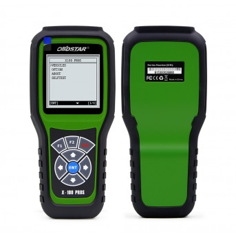 2019 Free Shipping OBDStar Auto Key Programmer X100 PROS C + E model Including X200 Scanner Function x-100 pros in Stock