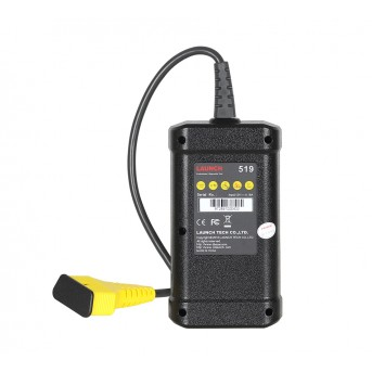 Launch CReader 519 OBD2 Code Reader Read Vehicle Information Diagnostic Tools Car DIY Scanner same as Autel AL519