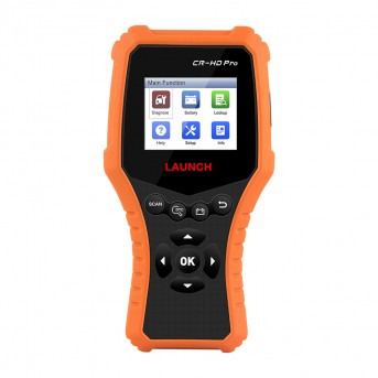 New arrival LAUNCH CR-HD Pro Truck OBD2 Code Reader Scanner OBDII EOBD diagnostic tool x431 CR-HD Pro free update