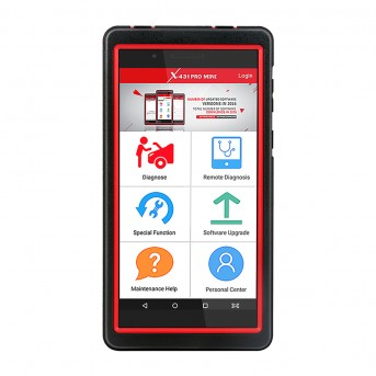 LAUNCH X431 Pro Mini V3.0 Bluetooth/Wifi Full ECU Diagnostic tool with 2 years free update X-431 Pros Mini Scanner Analyzers