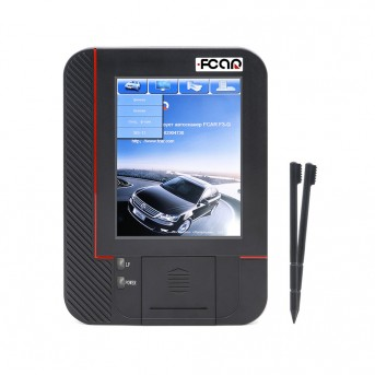 Fcar F3-G For Gasoline Cars and Heavy Duty Trucks Support Russian language F3-G Hand-Held Scanner Update Online