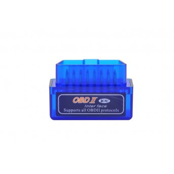 Lowest Price ELM 327 Bluetooth V2.1 OBD II Works on Android Torque Auto Diagnostic Tool ELM327 Mini Bluetooth