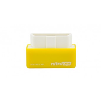 Hot Sale NitroOBD2 Benzine Car Chip Tuning Box Plug and Drive OBD2 Chip Tuning Box More Power / More Torque