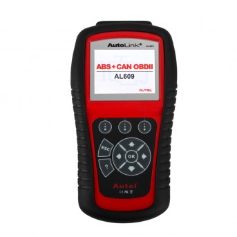 Autel AutoLink AL609 ABS + CAN OBDII Car Diagnostic Tool