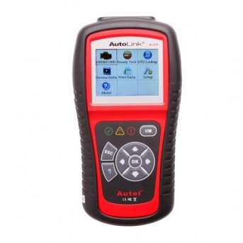 Autel AutoLink AL519 OBD II & CAN Scan Tool