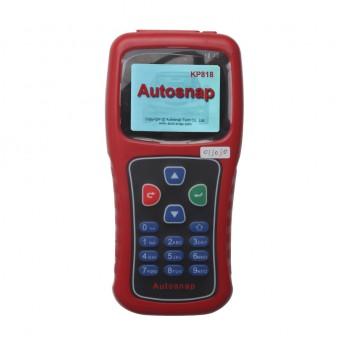 Autosnap KP818 Upgradeable Auto Key Programmer