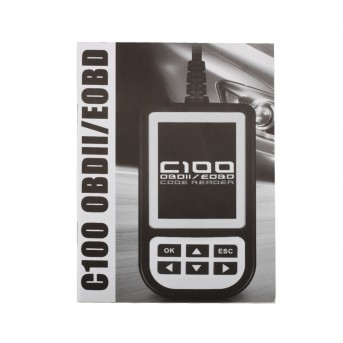 Memoscan C100 V3.7 Auto Scan OBDII/EOBD Code Reader