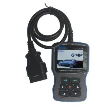 Creator C310 BMW Multi System Scan Tool High Quality Original Latest Version V4.4