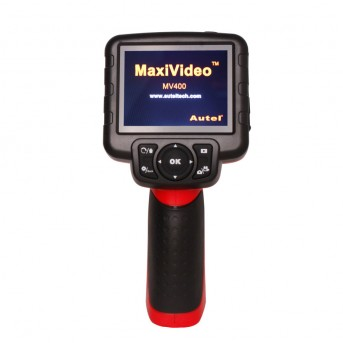 "Autel MaxiVideo MV400 Digital Videoscope with 3.5"" Screen and 8.5mm Head"