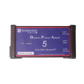 DPA5 Dearborn Protocol Adapter 5 Best Quality Heavy Duty Truck Scanner