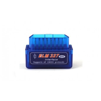super mini elm327 bluetooth OBD2 Scanner ELM 327 Bluetooth Smart Car Diagnostic Interface ELM 327 V2.1 Scan