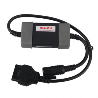 New ISUZU DC 24V Adapter Type II for GM Tech2