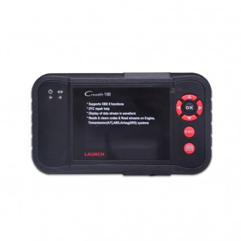 LAUNCH X431 Creader VIII Auto diagnostic tool  OBDII/EOBD Code Reader Scanner support 4 system creader 8 same function as crp129