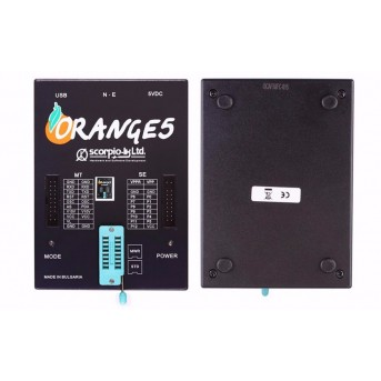 Special Offer OEM Orange5 Professional Programming Device With Full Packet Hardware + Enhanced Function Software orange 5