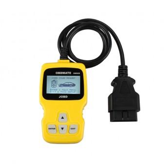 Good Quality OBDMATE OM500 JOBD/OBDII/EOBD Code Reader Auto Scanner in stock