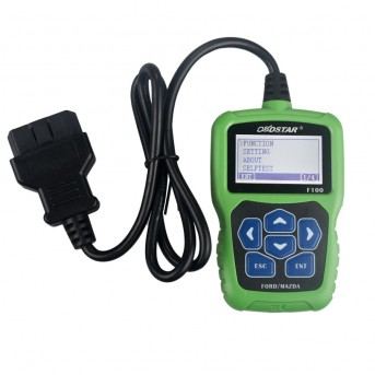 OBDSTAR F-100 Auto Key Programmer For Mazda/Ford F100 Immobilizer No Need Pin Code Support New Models and Odometer