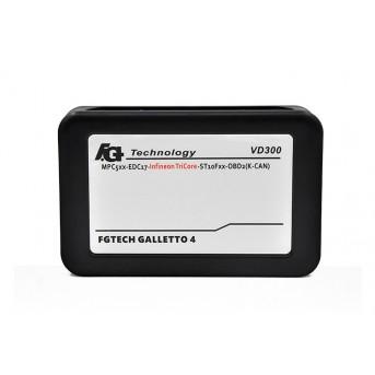 VD300 V54 FGTech Galletto 4 Master BDM-TriCore-OBD Function