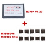 R270+ V1.20 For BMW CAS4 BDM Programmer Plus M35080V6 M35080 Chip