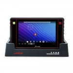 Launch X431 PAD II WiFi&Bluetooth Car Universal Diagnostic Scanner 100% Original 2 years Free Update