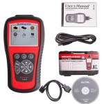 Autel Maxidiag Elite MD704 Scan Tool With Data Stream Function for Europen Vehicles