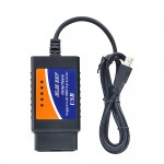 10 Pieces OBD2/OBDII scanner ELM 327 V2.1 car diagnostic interface scanner tool ELM327 USB