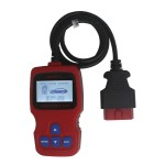 OM510 OBDII EOBD OBD2 Code Read Scanner Universal Auto Scanner With Multi-Languages