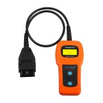 U480 OBD2 CAN BUS & Engine Code Reader memoscan U480 code reader U480 OBD2 OBDII Car/Truck AUTO Diagnostic Engine Scanner