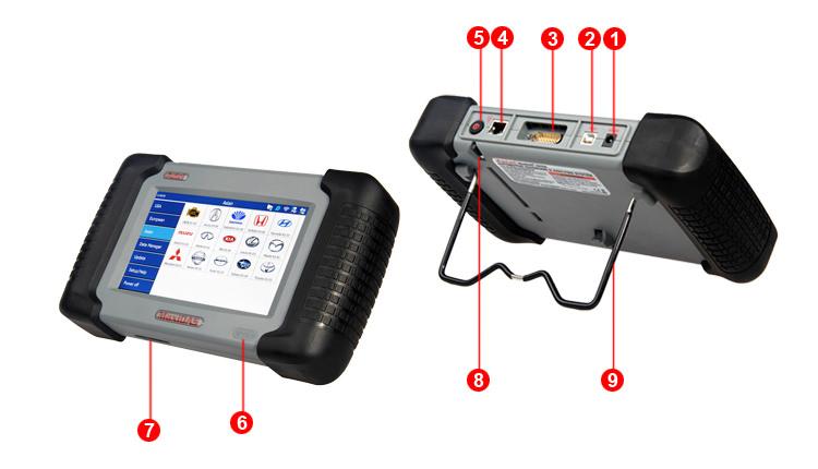 Autel Maxidas DS708 Scanner
