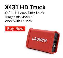 LAUNCH X431 HD Truck Diagnostic Adapters