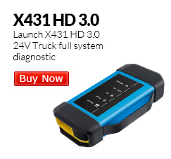 LAUNCH X431 HD Truck Diagnostic Adapters