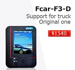FCAR F3-G Scanner